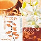 Ubrousek 33x33cm - Tea time
